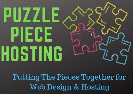 Puzzle Piece Hosting